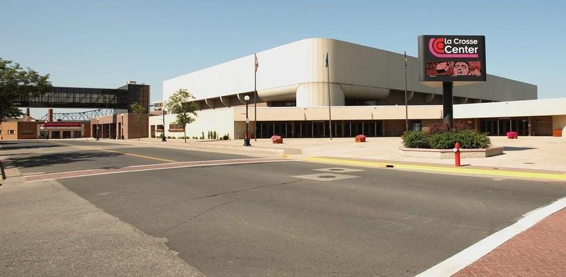 La Crosse Center exterior