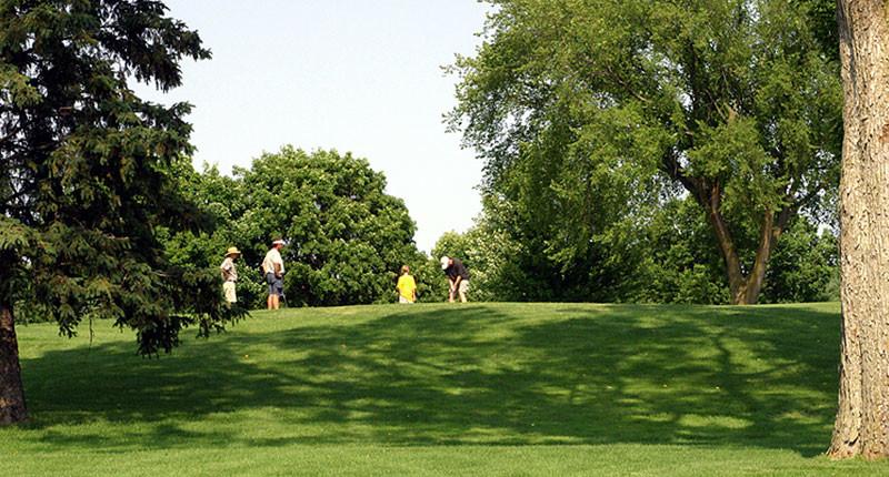 Monona, golf course