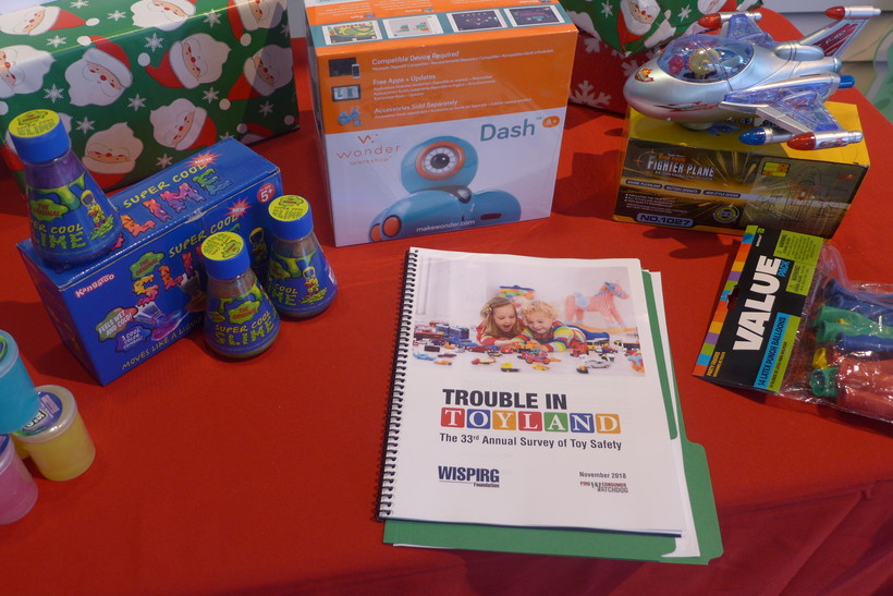 Trouble in Toyland report released