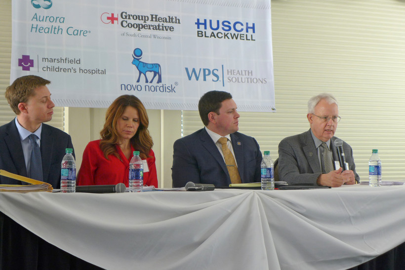 Wisconsin Health News event