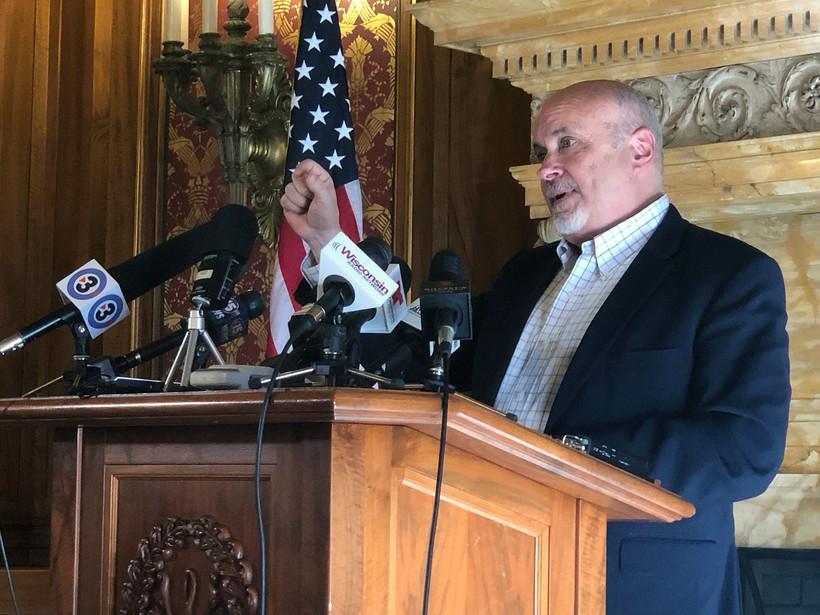 Democratic U.S. Rep. Mark Pocan