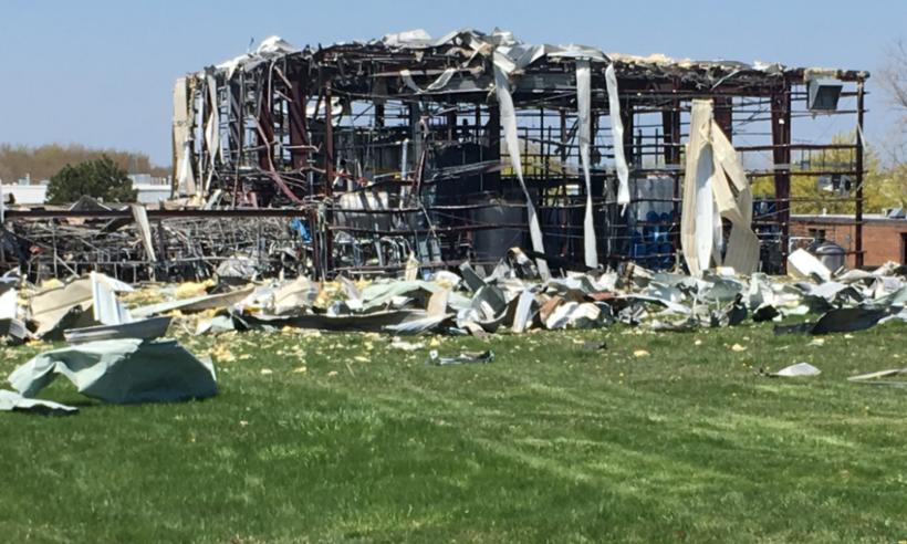 Waukegan, Illinois factory, May 2019