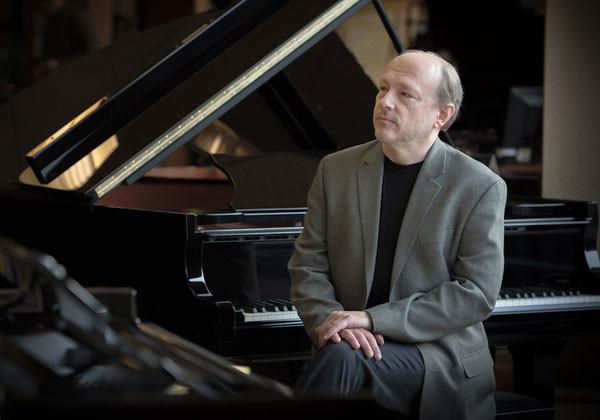 Pianist Marc-Andre Hamelin