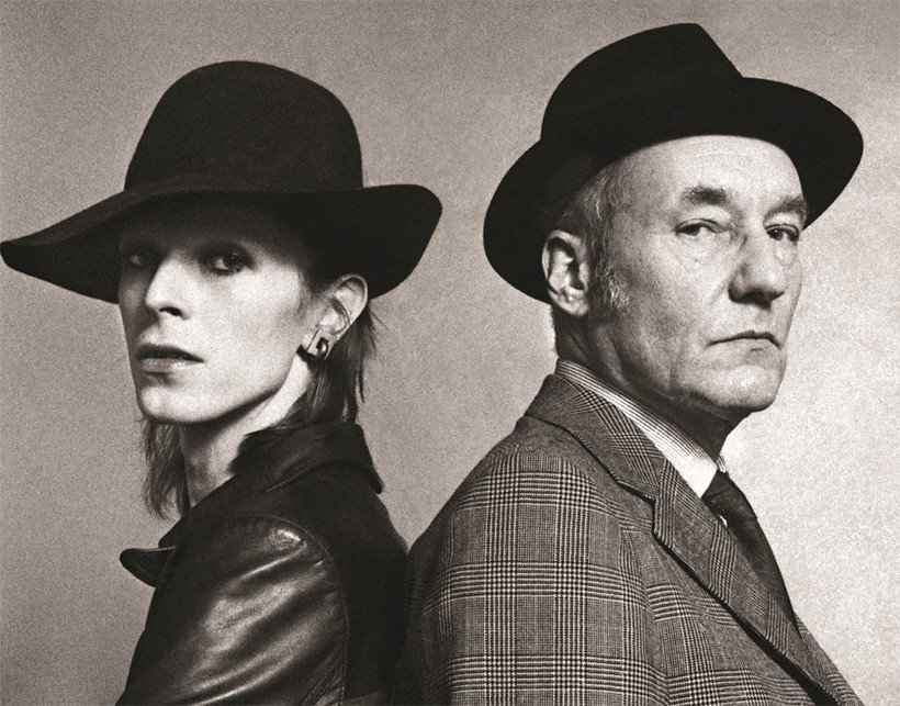 William S. Burroughs and Joan Vollmer