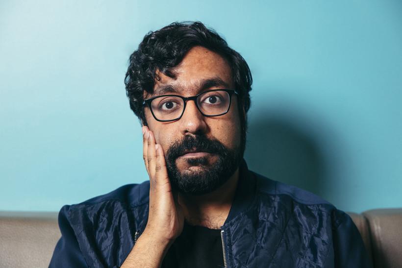 Comedian Hari Kondabolu