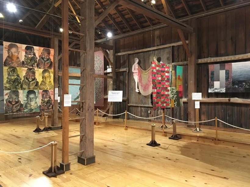 Wisconsin Museum of Quilts & Fiber Arts, Emily Schlemowitz