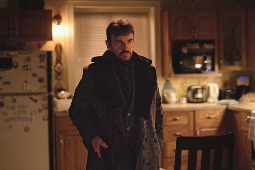 "Billy Bob Thornton as Lorne Malvo in Season 1 of ""Fargo"""