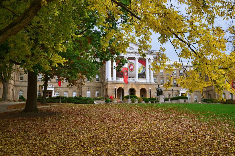 UW-Madison campus