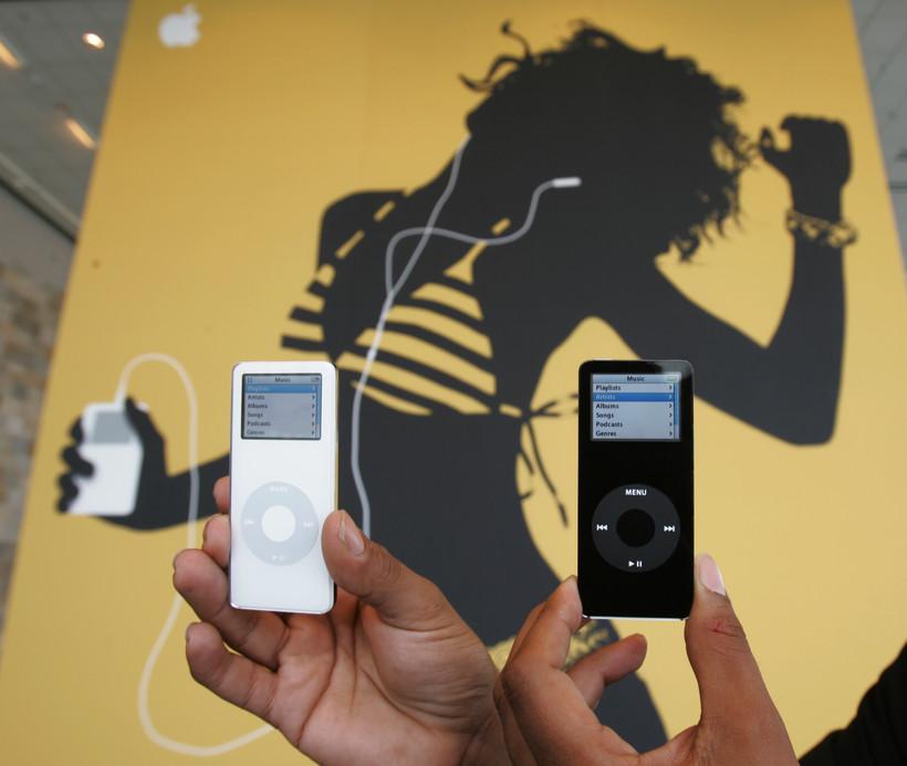 ipod itunes apple music