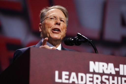 National Rifle Association CEO Wayne LaPierre