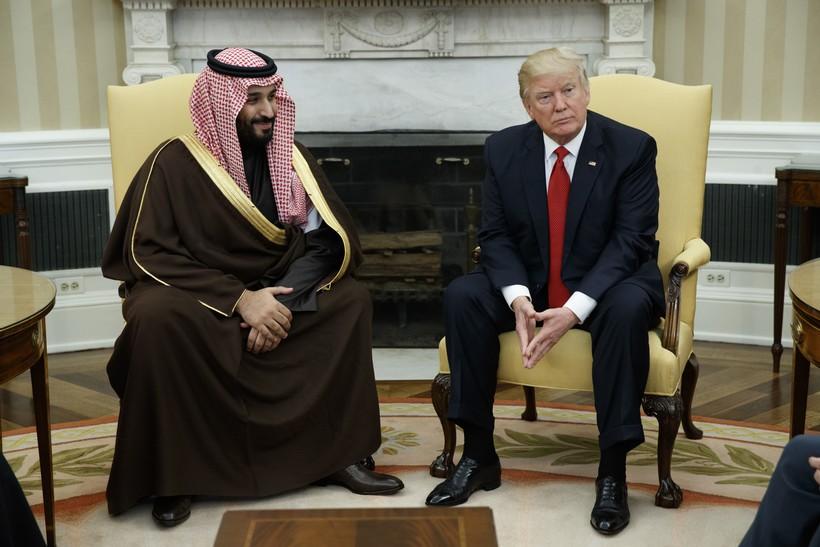 President Trump Saudi Arabia