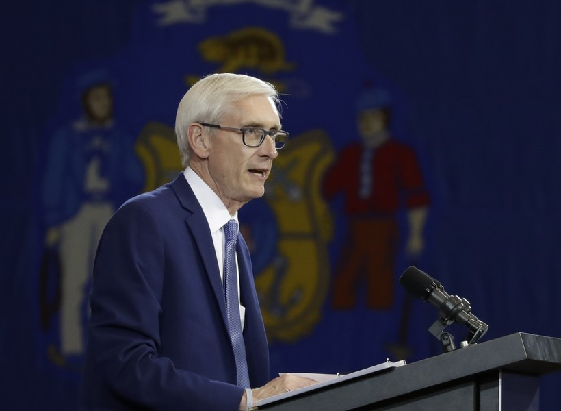 Governor-elect Tony Evers