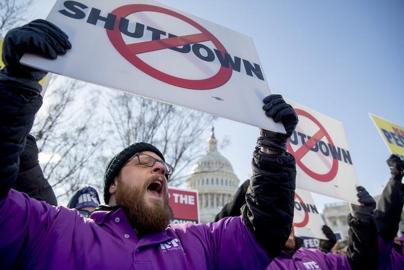 shutdown, furlough, boder wall, Trump, Pelosi