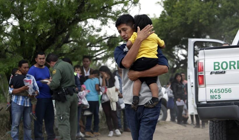 immigration climate change children family separation border