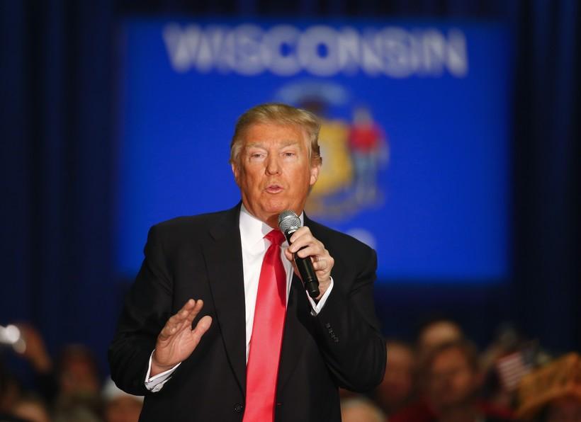 Trump campaign in La Crosse