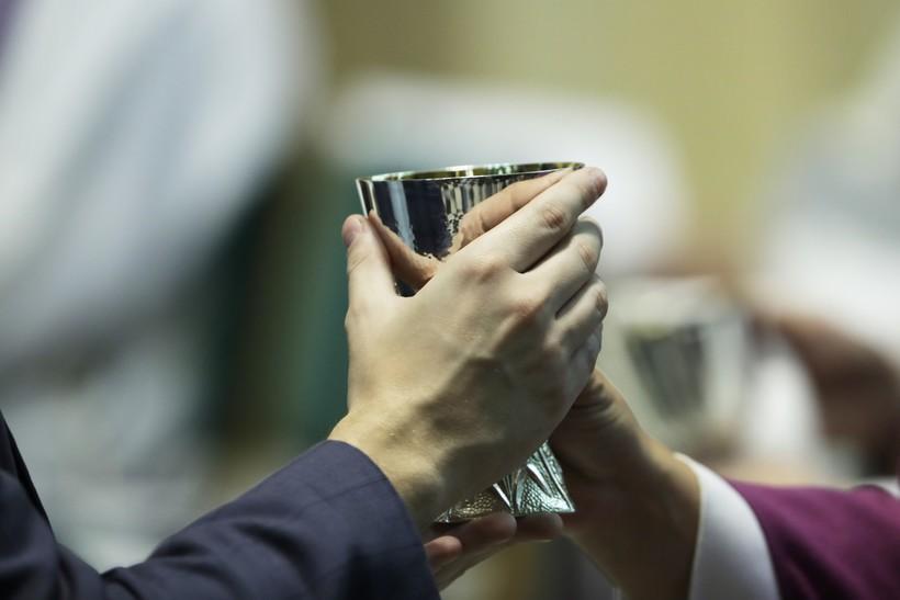 communion chalace