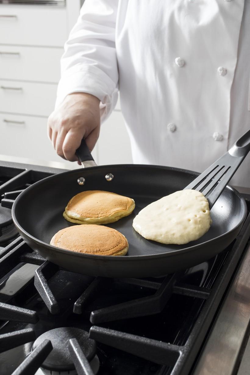Recipe Easy Pancakes From America S Test Kitchen Wisconsin Public Radio