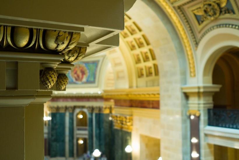 Interior of State Capitol