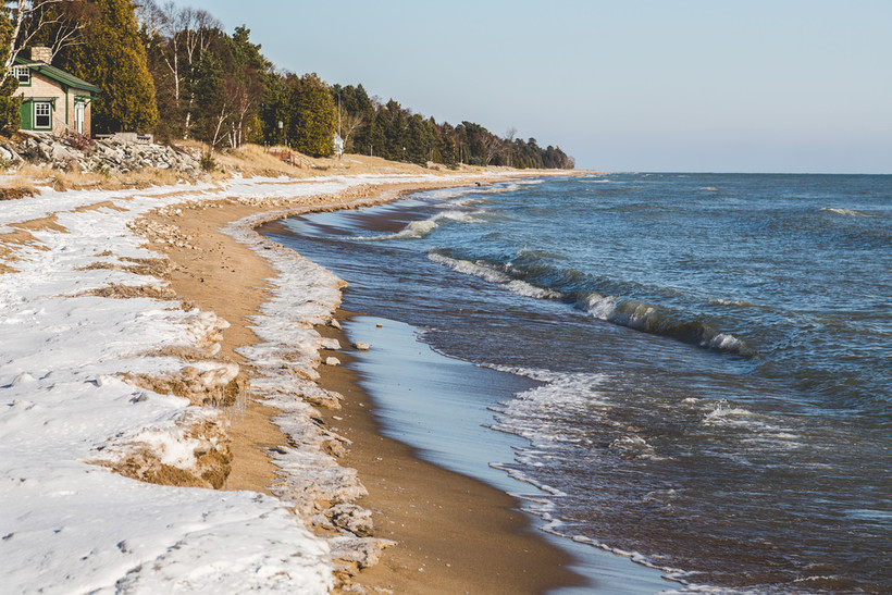 Photo Of Lake Michigan