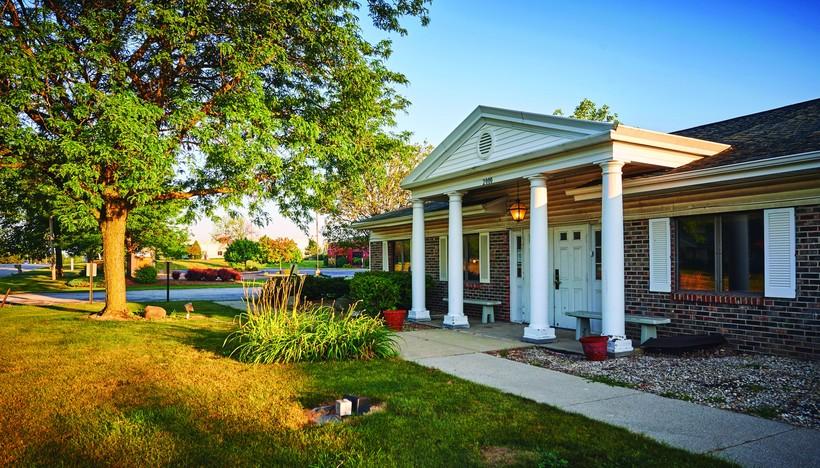 LSS Aspen Center for residential addiction treatment in Waukesha