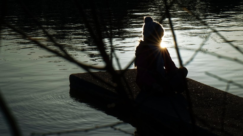 child shadow dock