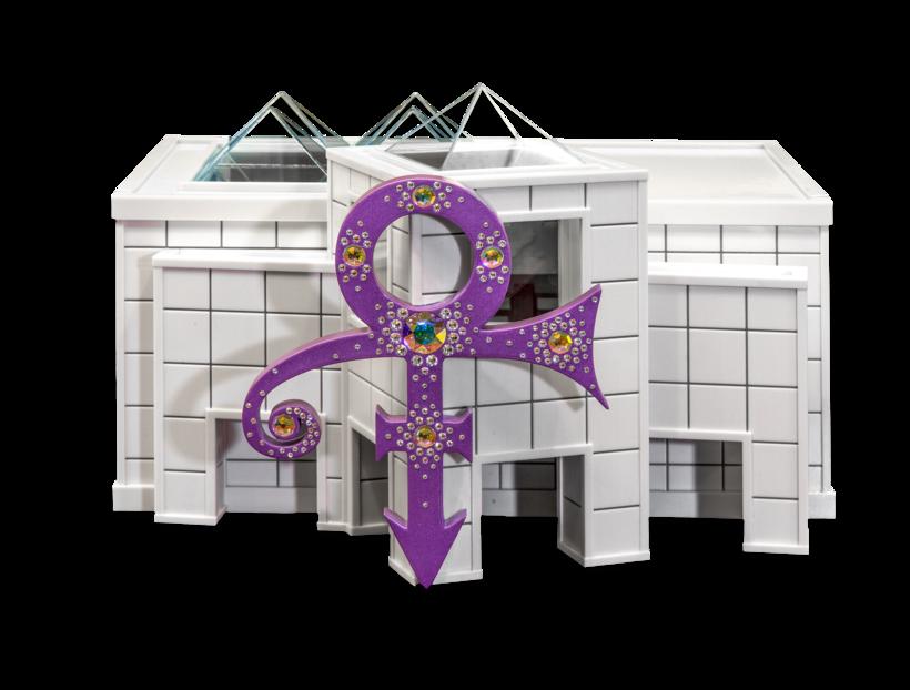 Prince memorial urn