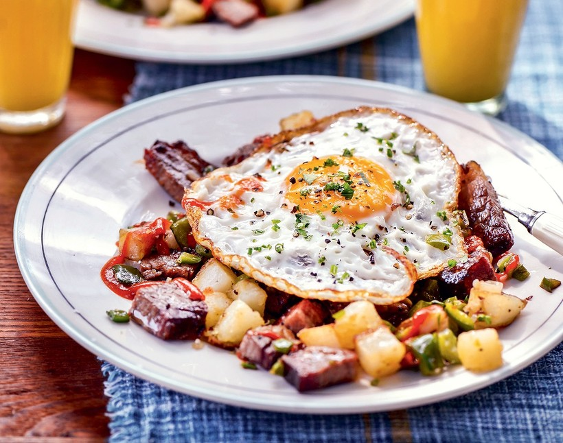 The Ultimate Breakfast Hash