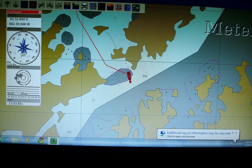GPS navigation, GPS mapping