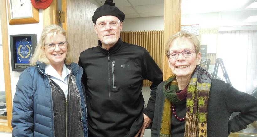 Jo Ellen Burke Al Ross and Cathy Sultan