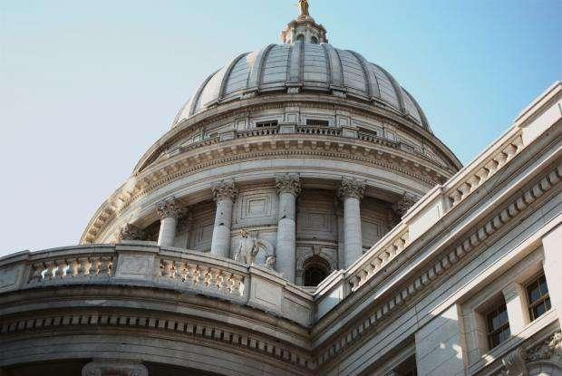 Wisconsin State Capitol rotonda