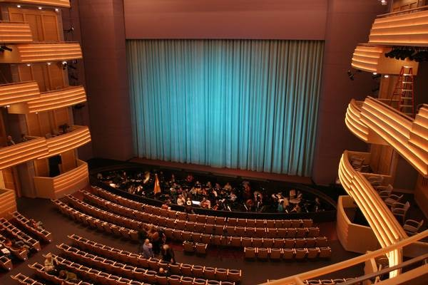 Photo of Madison Opera on the Overture Stage