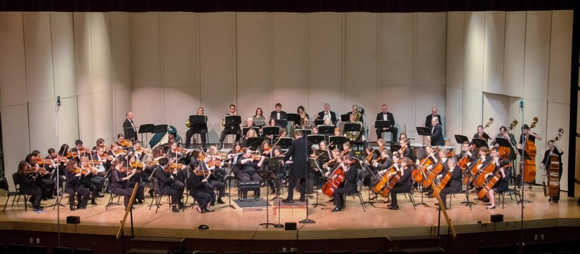 Photo of Middleton Community Orchestra