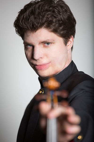 Augustin Hadelich (photo credit: Rosalie O'Connor)