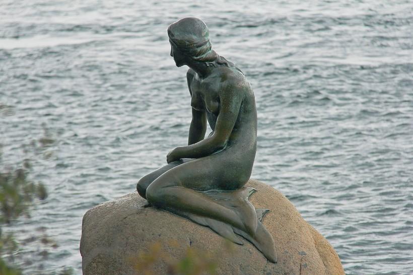 Denmark's The Little Mermaid