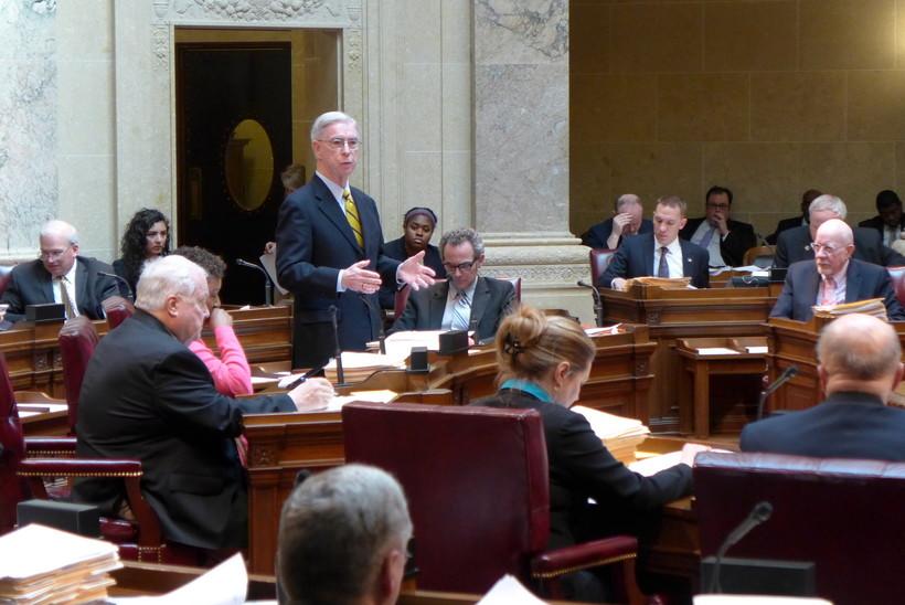 Former State Senator Tim Cullen