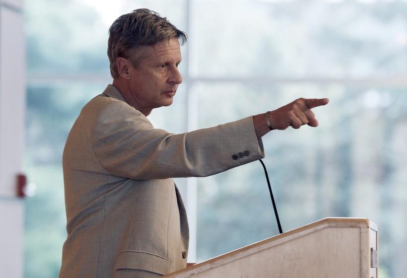 Wisconsin Libertarians Express Hopes For Gary Johnson