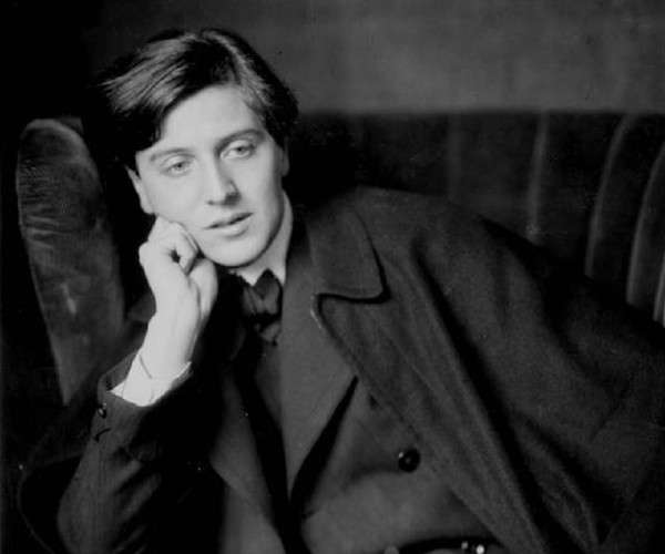 Photo of composer Alban Berg