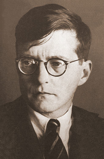 Photo of Dmitri Shostakovich