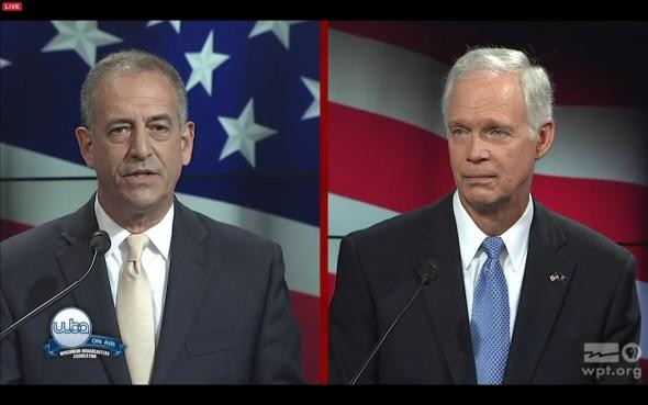 Russ Feingold and Ron Johnson