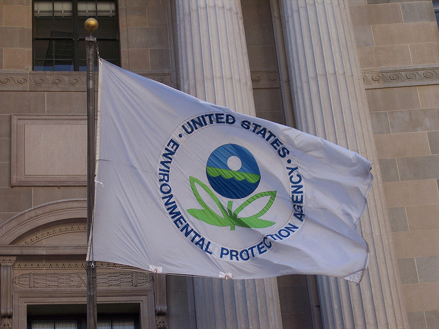 U.S. Environmental Protection Agency flag