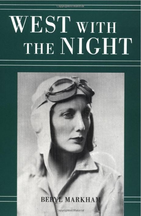 Book cover image for West With The Night by Beryl Markham