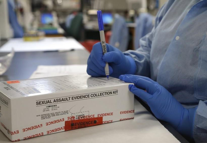 Sexual assault evidence kit