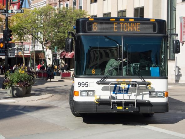 Madison bus