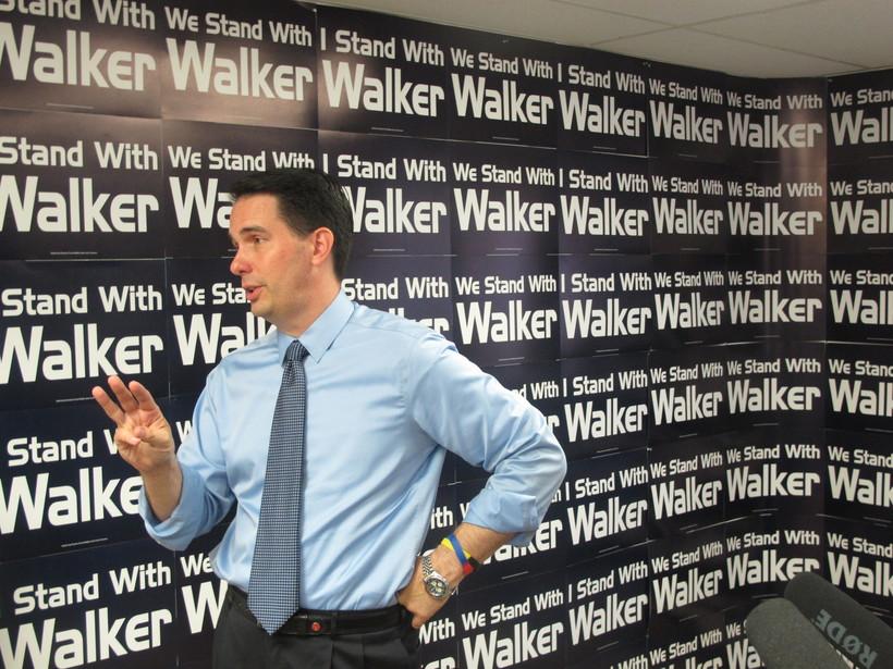 Walker: U0027I Shiftedu0027 From Campaign Promise Of 250K Jobs