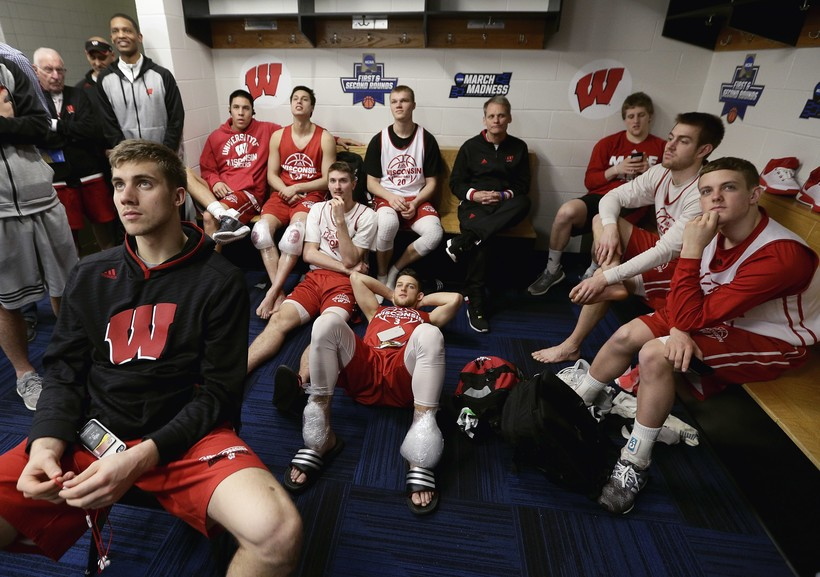 Badgers Men's Basketball Graduation Rate Lags Campus-Wide