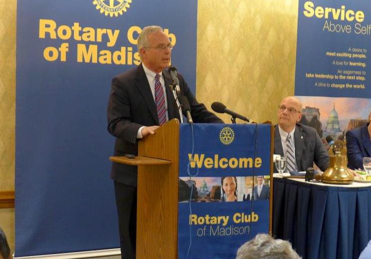 Daley Calls Bradley Soft On Crime In Supreme Court Debate
