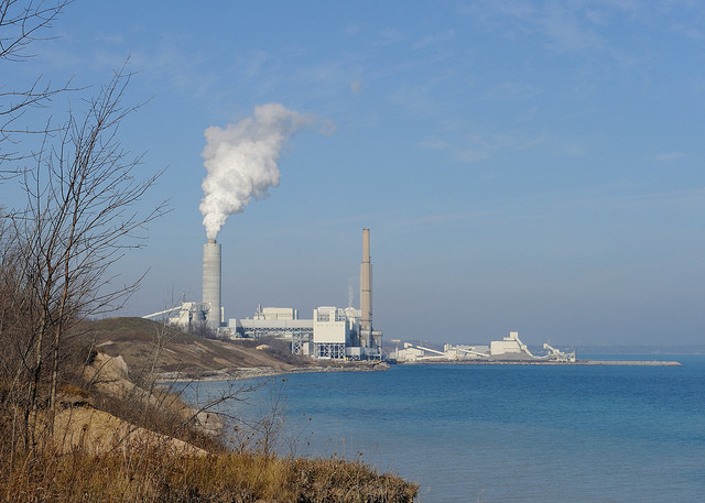 WE Energies Oak Creek plant