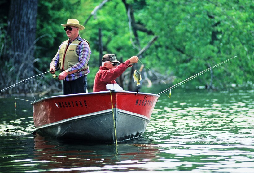 DNR Proposes Several Changes To Fishing Regulations And