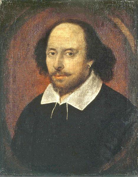 Shakepeare portrait