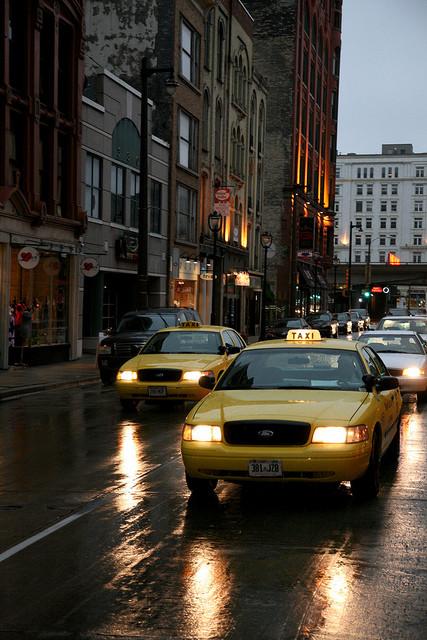 Milwaukee Cab Driver